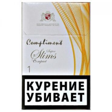 compliment сигареты купить в москве