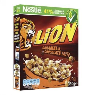 Хлопья Nestle Lion