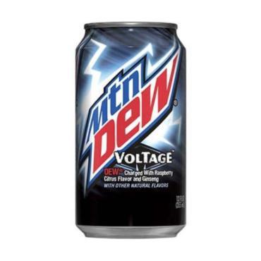 Напиток газированный Mountain Dew Voltage