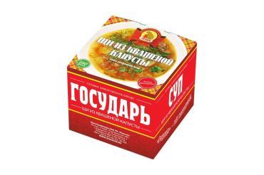 Готовое блюдо Государь Щи из квашеной капусты