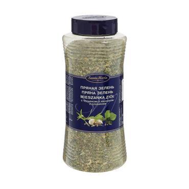 Садовая пряная зелень Santa Maria 420 гр., пластиковая банка