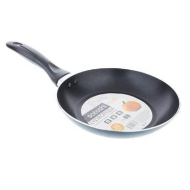 Сковорода диаметр 20 см., цвет черный, Satoshi Клио, 245 гр.