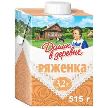 Ряженка Домик в деревне 3,2%