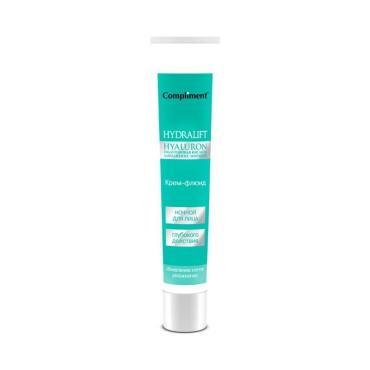 Крем-флюид для лица Compliment Hydralift Hyaluron ночной глубокого действия