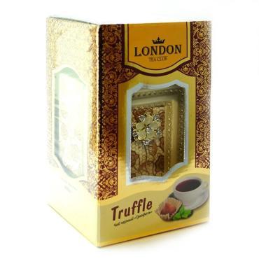 Чай London Tea Club Трюфель черный