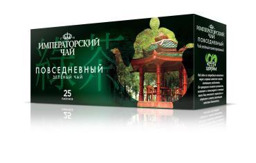 Чай Императорский Повседневный зеленый