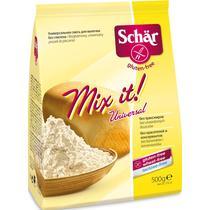 Мучная смесь универсальная без глютена Dr.Schar Mix it! Universal 500 гр., флоу-пак