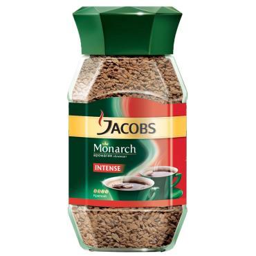 Кофе Jacobs Monarch Intense