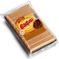 Вафли БКК Мастер Сластер шоколадные  200 гр.