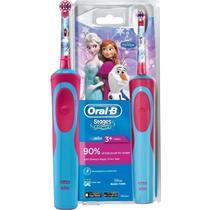 Зубная щетка Oral-B Stages Power Frozen детская очень мягкая электрическая