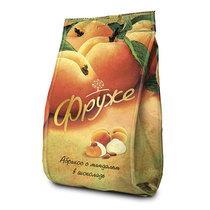 Конфеты Фруже Абрикос с миндалем в белом шоколаде 380 г.