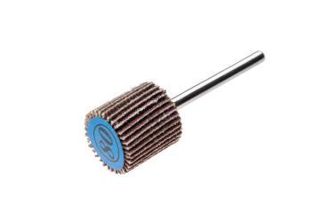Круг лепестковый радиальный для мини-дрели, 31мм*10мм, P80 Hammer Flex 219-007, 20 гр., блистер