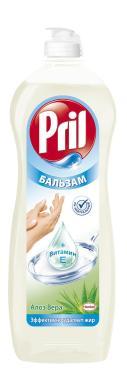 Средство для мытья посуды Pril Алоэ Вера