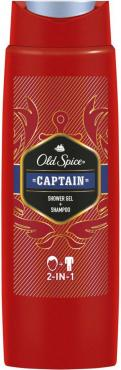 Гель для душа Old Spice Captain 2 в 1