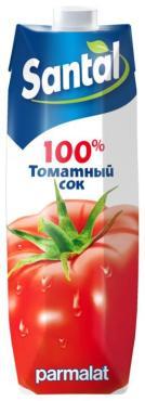 Сок Santal томатный