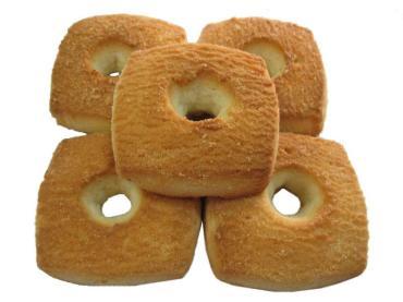 Печенье с топленым молоком Диво хлеб Лужское
