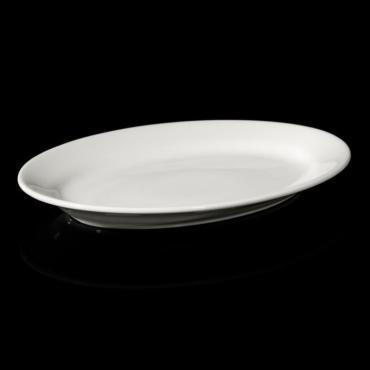 Блюдо овальное Banquet RAK PORCELAIN 22 сантиметров
