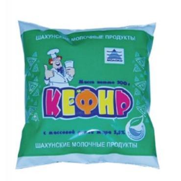 Кефир Шахунские молочные продукты 3,2%