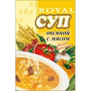 Суп Royal Food овсяной с мясом