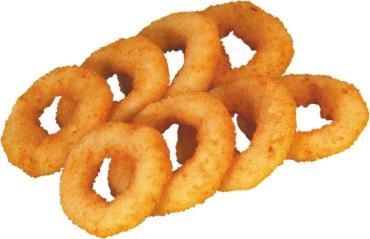 Луковые кольца Street Food в панировке