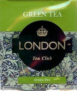Чай London Tea Club Green в пакетиках