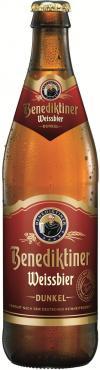Пиво Benediktiner Weissbier Dunkel