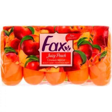 Мыло Fax Сочный персик