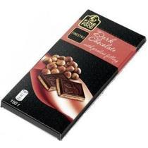 Шоколад Fine Food Finestro темный с начинкой пралине 150 г.