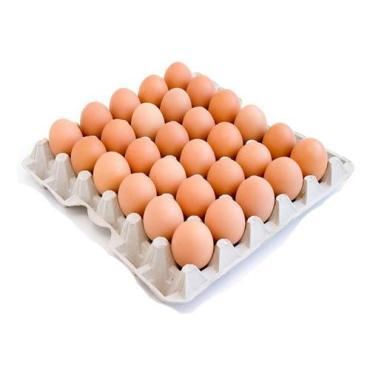 Яйцо столовое С1 коричневое/белое 360 шт, Росиия