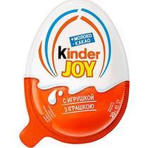 Шоколадное яйцо Kinder Joy