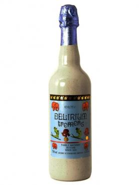 Пиво Huyghe Delirium Tremens светлое фильтрованное пастеризованное 8,5%