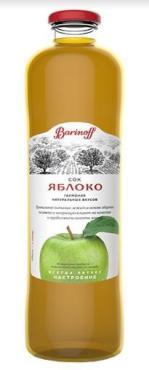 Сок Barinoff Яблочный осветленный