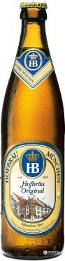 Пиво Hofbrau Original светлое 5,1%