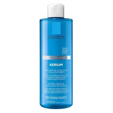 Шампунь-гель для волос La Roche-Posay Kerium мягкий, физиологический