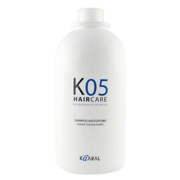 Шампунь Kaaral K05 Dandruff Removing Shampoo для профилактики образования перхоти