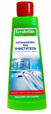 Средство для ухода за бытовой техникой Scrubman, 290 гр., пластиковая бутылка