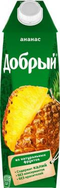 Сок Добрый ананас