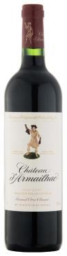 Вино красное сухое Chateau D'Armailhac Grand Cru Classe 13,5 %, 2015 год, Франция, 750 мл., стекло