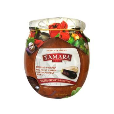 Икра баклажановая, Tamara Fruit, 520 гр., стекло