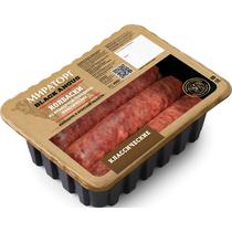 Колбаски из мраморной говядины Мираторг Классические охлажденные 400 г