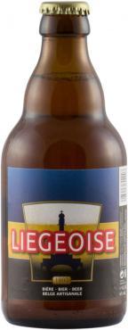 Пиво La liegeoise 1892 светлое