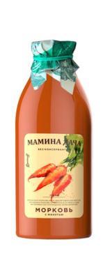 Нектар Мамина дача Морковный с мякотью