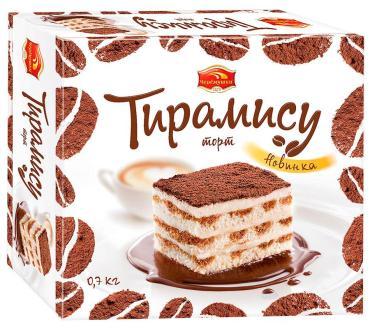 Торт ЧЕРЕМУШКИ Тирамису