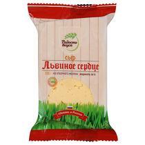Сыр Радость вкуса Львиное сердце 50%