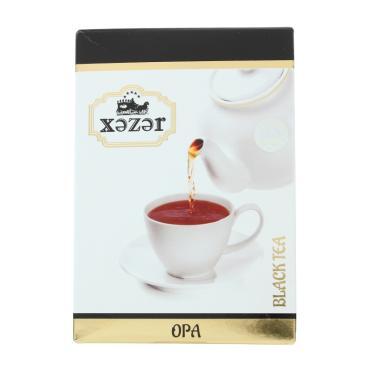Чай XEZER OPA черный байховый цейлонский крупнолистовой