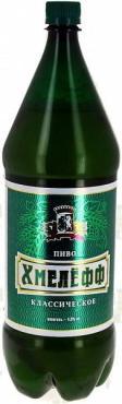 Пиво Хмелёфф Классическое светлое пастеризованное 4%