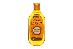 Шампунь Garnier Botanic Therapy Гладкость и сияние Аргановое Масло и Экстракт Камелии