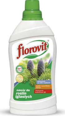 Удобрение жидкое Florovit Для хвойных растений