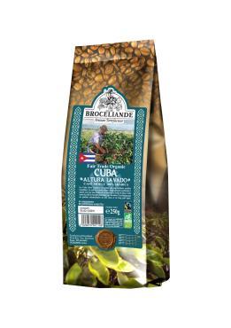Кофе Broceliande Куба в зернах 1 кг.