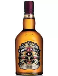 Виски Chivas Rigal 12 лет купажированный 40%